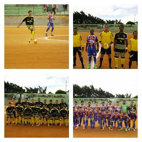 Seleção de Aracatu vence Tremendal em mais um jogo pelo Campeonato de Seleções Sudoeste