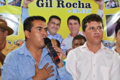 Convenção confirma Gil Rocha como pré-candidato à reeleição pelo PDT