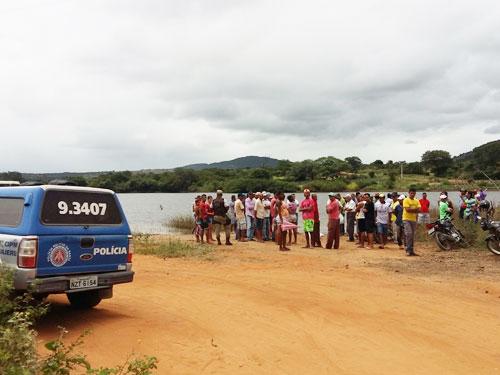 Homem morre afogado em barragem na zona rural de Guajeru