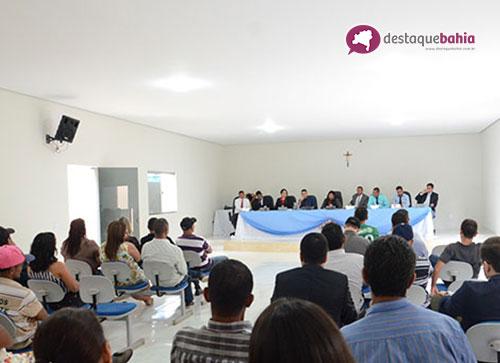 Sessão solene marca o início dos trabalhos do legislativo guajeruense neste ano de 2017