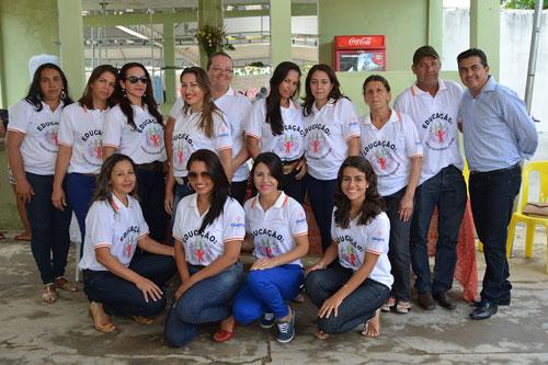 Jornada Pedagógica marca o início do ano letivo em Guajeru