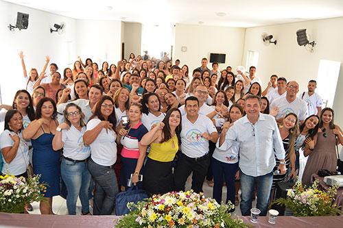 Jornada Pedagógica de Guajeru discutiu os desafios e possibilidades para o sucesso escolar