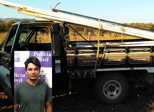 Polícia recupera na zona rural de Guanambi materiais furtados em fazenda de desembargador do TJ – BA