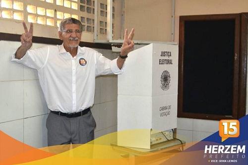 Em sua terceira tentativa, Herzem Gusmão é eleito prefeito em Conquista
