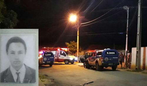 Homem é morto a tiros em Ituaçu; autor foi preso em flagrante
