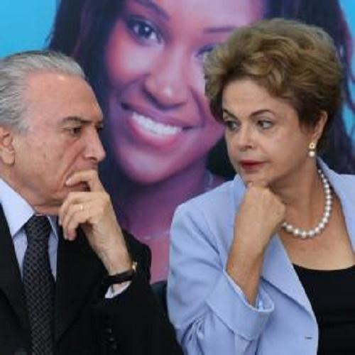Dilma decide viajar para Nova York e Temer assumirá presidência interinamente