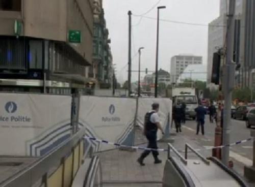 Após alerta de bomba, centro comercial em Bruxelas é fechado; um é preso
