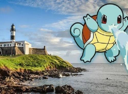 'Pokémon Go' é finalmente lançado no Brasil