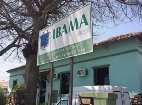 Ibama anuncia fechamento da unidade de Vitória da Conquista