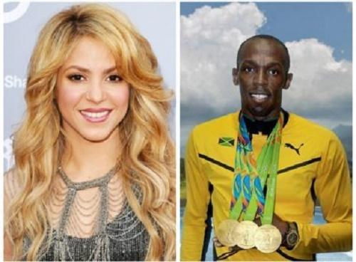 Juntos, Shakira e Bolt doam 25 milhões de dólares para reconstrução do Haiti