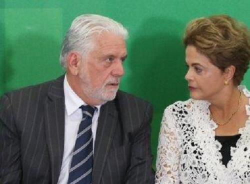 Dilma Rousseff pede a Jaques Wagner para dialogar com a oposição