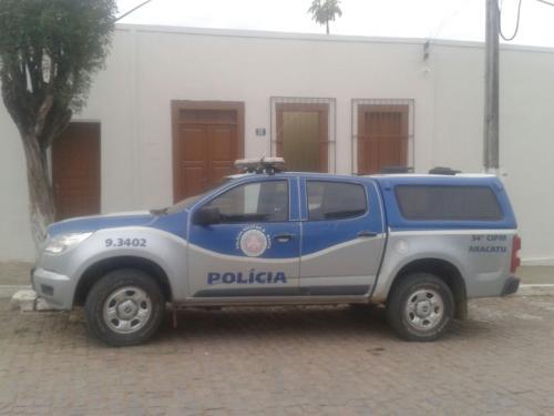 Suposto homicida e foragido da polícia atira contra lavrador na fazenda Serra Negra em Aracatu