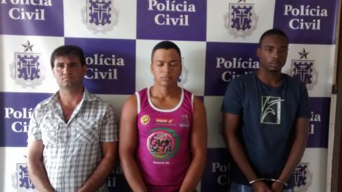 Operação 'Varredura 3' resulta na prisão de três pessoas