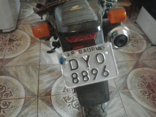 Motos com restrições judiciais são apreendidas em Guajeru