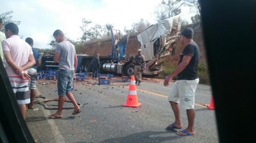 Brumadense morre em acidente automobilístico na BA – 026, trecho entre Maracás e Contendas do Sincorá