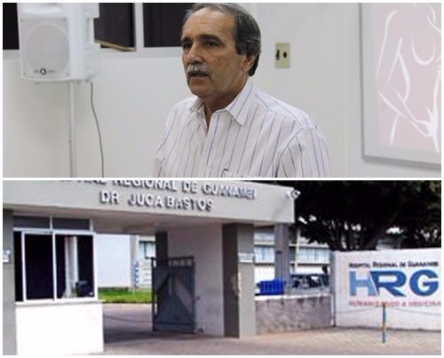 FINAL DE SEMANA VIOLENTO DEIXA HOSPITAL REGIONAL EM ESTADO CRÍTICO