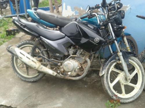 Polícia Civil e Militar recuperam motocicletas furtadas em Barra da Estiva