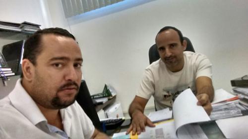 Associação de moradores do Bairro Dr. Juracy se reúne com secretário em busca de benefícios