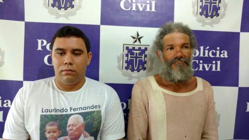 Suspeito de ter matado o próprio pai a tiros é preso em Caetité