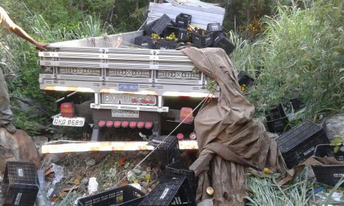 Condutor de 33 anos morre em grave acidente na Ba- 148, Serra das Almas em Rio de Contas