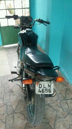 Polícia de Malhada de Pedras recupera moto roubada; o condutor foi preso em flagrante