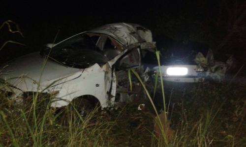 Jovem morre em grave acidente na BA - 148, entre Rio de Contas e Livramento