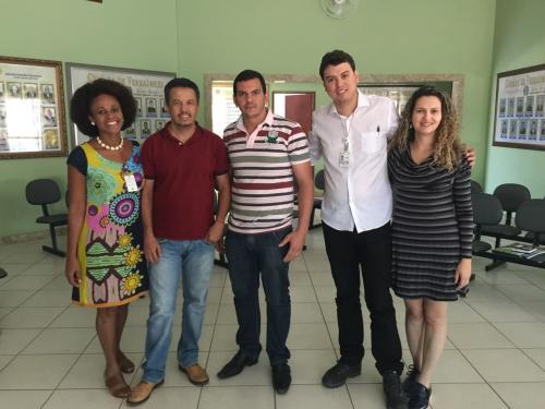 Sec. de Agricultura e Meio Ambiente de Ituaçu participa de encontro da Caravana do Bahia sem Fogo