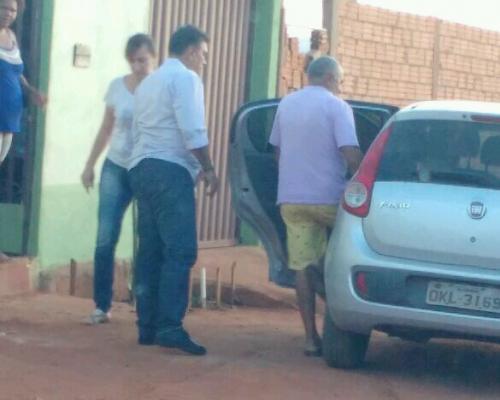 Livramento de Nossa Senhora: Polícia Civil prende idoso acusado de pedofilia