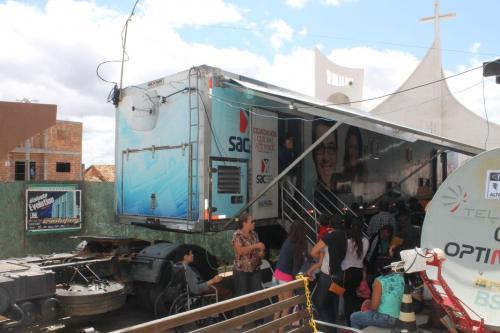 SAC atende em Aracatu nesta sexta e sábado; vários serviços são oferecidos