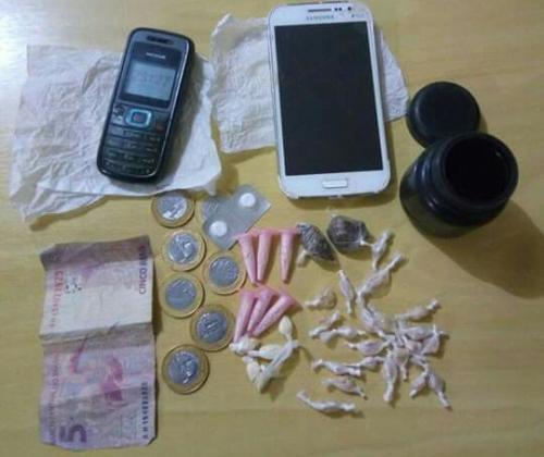 Homem é preso por tráfico de drogas em Caculé