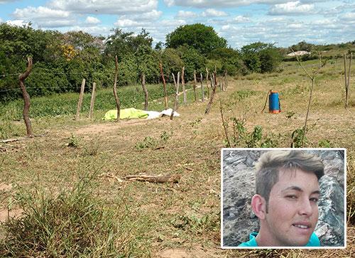 Jovem morre eletrocutado em cerca de arame eletrificada pela própria família em Aracatu