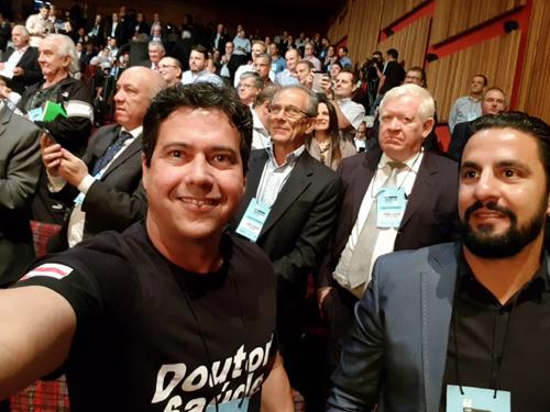 Aracatuense participa em SP de evento com 10 personalidades que definirão os rumos da política e economia em 2018