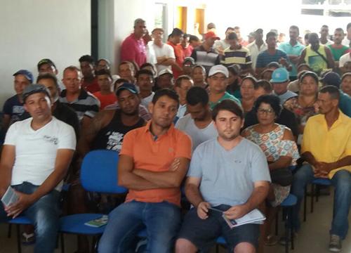 Foi realizada em Maetinga, Audiência Pública para incentivar o Empreendedorismo local