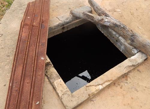 Fonte de água centenária é alvo de ação criminosa em Maetinga