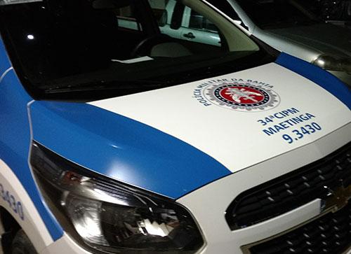 Aumento de furtos e outros crimes tem deixado a cidade de Maetinga apreensiva