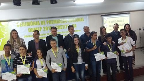 Aluno de Malhada de Pedras conquista medalha de prata nas Olimpíadas Brasileira de Matemática