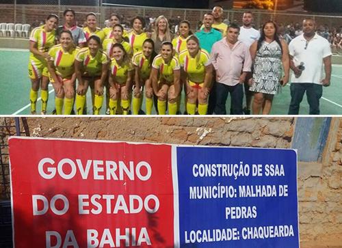 Prefeitura de Malhada de Pedras segue realizando grandes conquistas para os seus munícipes