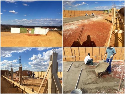 Prefeitura de Maetinga segue com grandes obras no município