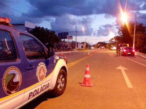 Operação de carnaval realizada na rodovia que dá acesso a Rio de Contas foi positiva segundo a PRE