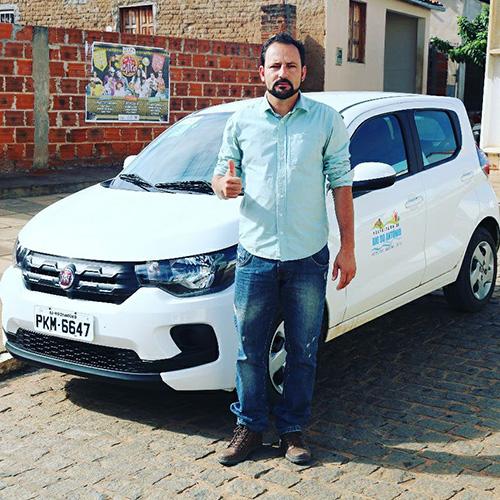 Prefeitura adquire veículo novo para servir à Secretaria de Agricultura de Rio do Antônio