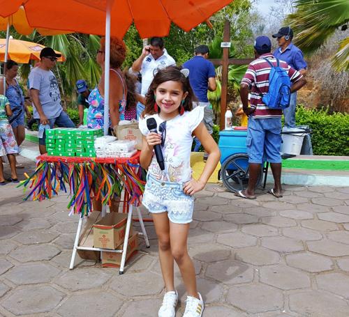 Vídeo: Repórter Mirim mostra os encantos da Gruta da Magabeira em Ituaçu