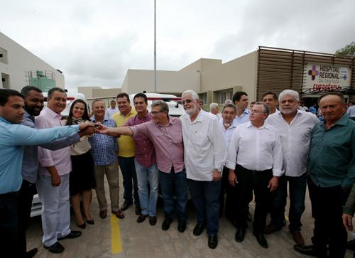 Vídeo: Rui inaugura oficialmente o Hospital da Chapada, em Seabra
