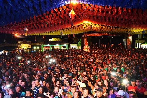 Comemorações a São Pedro em Guajeru acontecerão entre os dias 01 e 03 de julho; confira as atrações