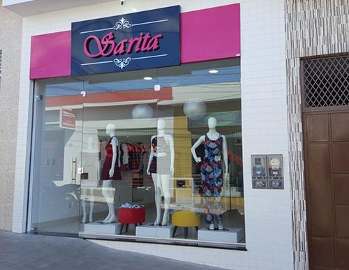 Passe na Sarita Modas e confira os lindo modelos em moda feminina; tudo com ótimos preços