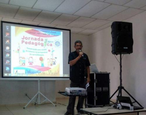 Secretário de Educação fala sobre a Jornada Pedagógica realizada em Aracatu