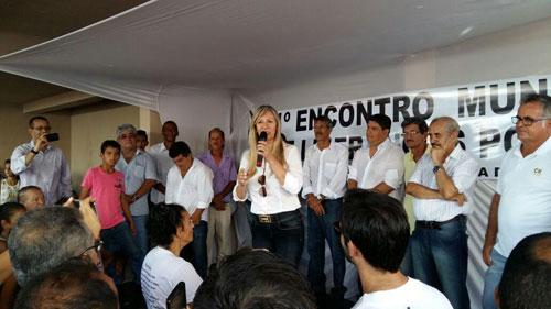 Grupo de Ceará e Ramon selam oficialmente aliança em encontro realizado em M. de Pedras