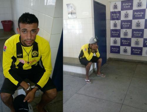 Jovem que foi preso por tentativa de roubo no mercado em Aracatu é solto por ter problemas mentais