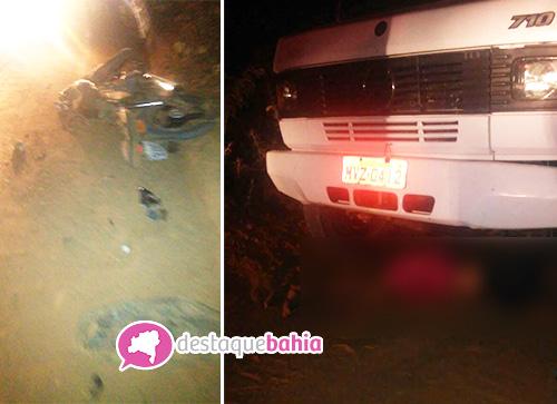Grave acidente deixa uma vítima fatal em estrada vicinal de Malhada de Pedras