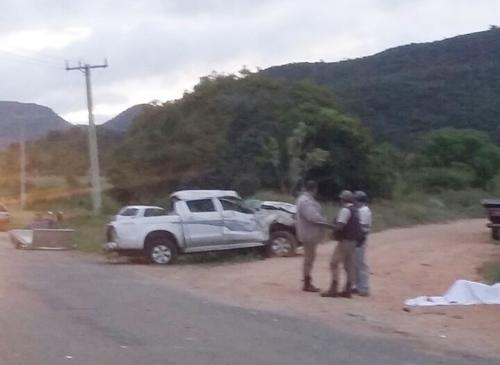 Jovem de 19 anos morre após capotamento no município de Guanambi