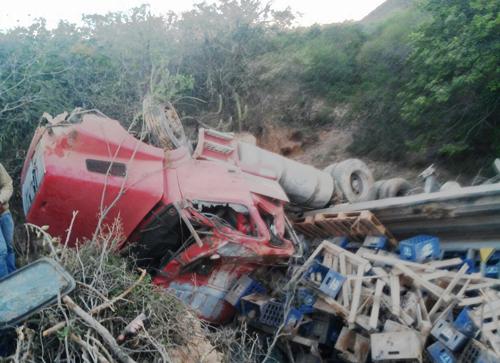 Motorista de Guanambi morre em acidente na BA - 026 em Contendas do Sicorá